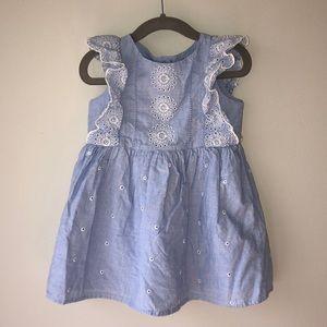 Toddler eyelet dress!!